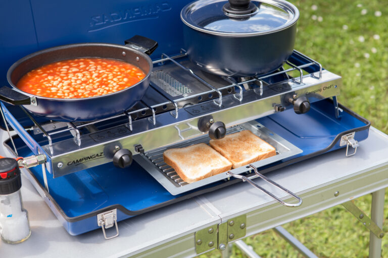 Camping Chef Folding Double Burner Gas Stove image 4