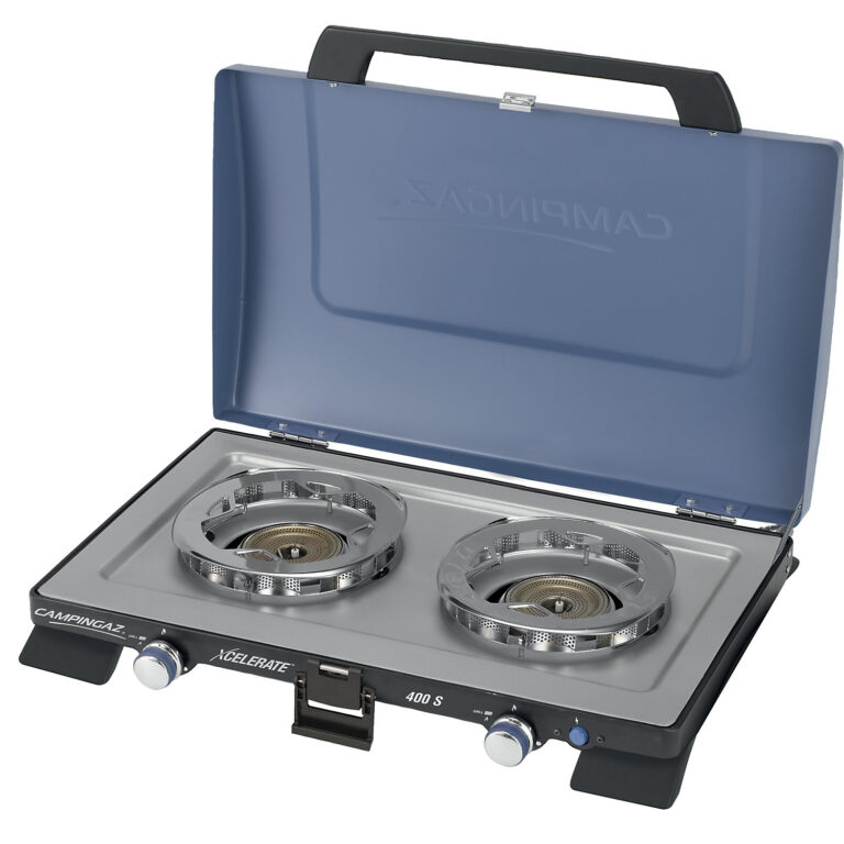 Campingaz Series 400 S Double Burner, Portable Camping Gas Stove image 2
