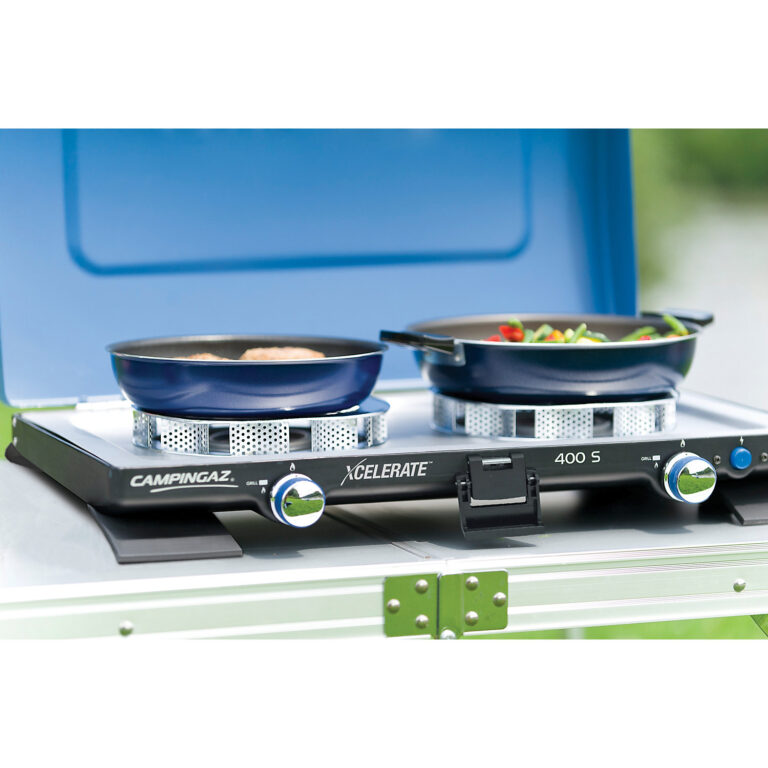 Campingaz Series 400 S Double Burner, Portable Camping Gas Stove image 6