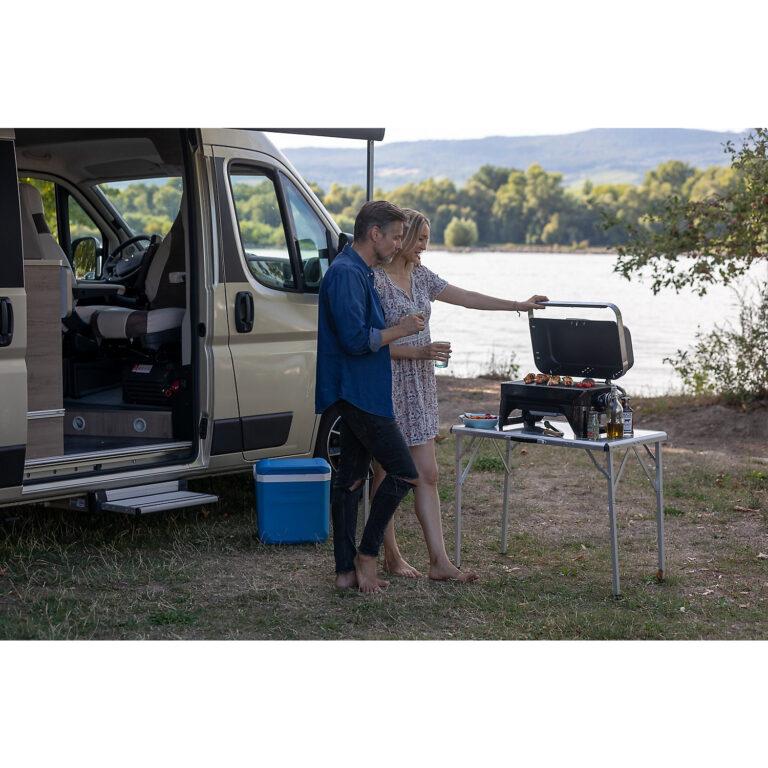 Campingaz Attitude 2Go Table Top Gas BBQ, Compact Portable Gas Barbecue image 7