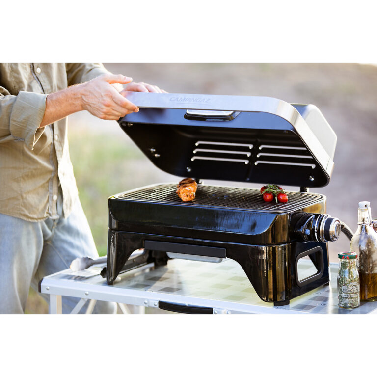 Campingaz Attitude 2Go Table Top Gas BBQ, Compact Portable Gas Barbecue image 8