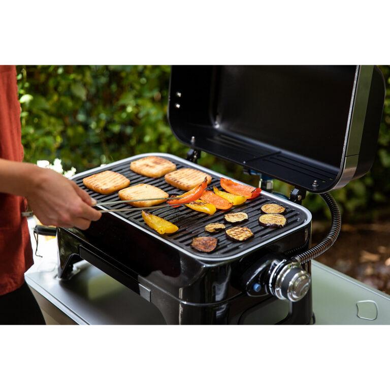Campingaz Attitude 2Go Table Top Gas BBQ, Compact Portable Gas Barbecue image 5