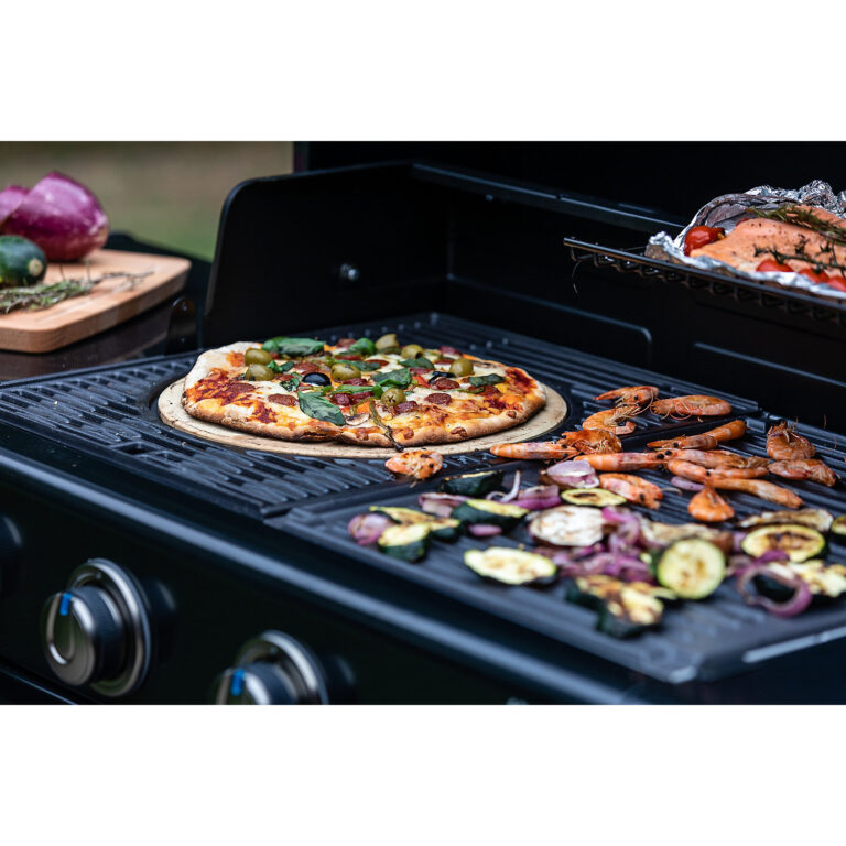 Campingaz 4 Series Onyx S Gas BBQ image 9