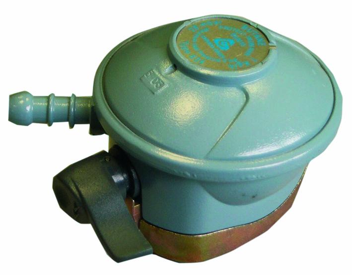 20mm Butane Clip on Regulator