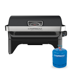Campingaz Attitude 2Go Table Top Gas BBQ with Campingaz Bottle