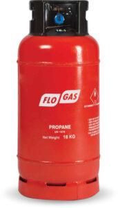 18kg FLT Propane Gas Cylinder