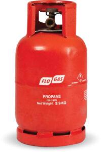 3.9kg Propane Gas Cylinder