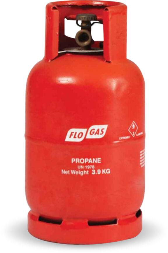 3.9kg Propane Gas Cylinder image 1