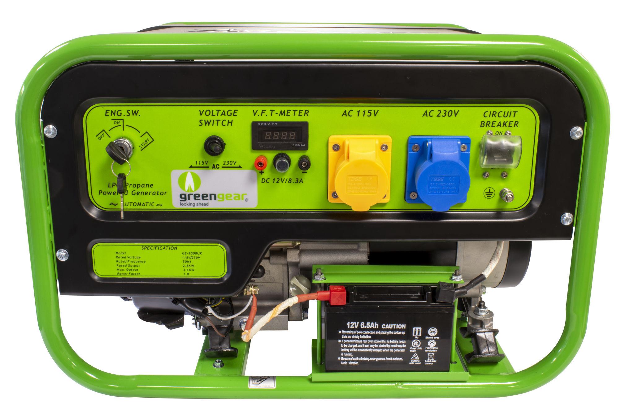 3kW Generator
