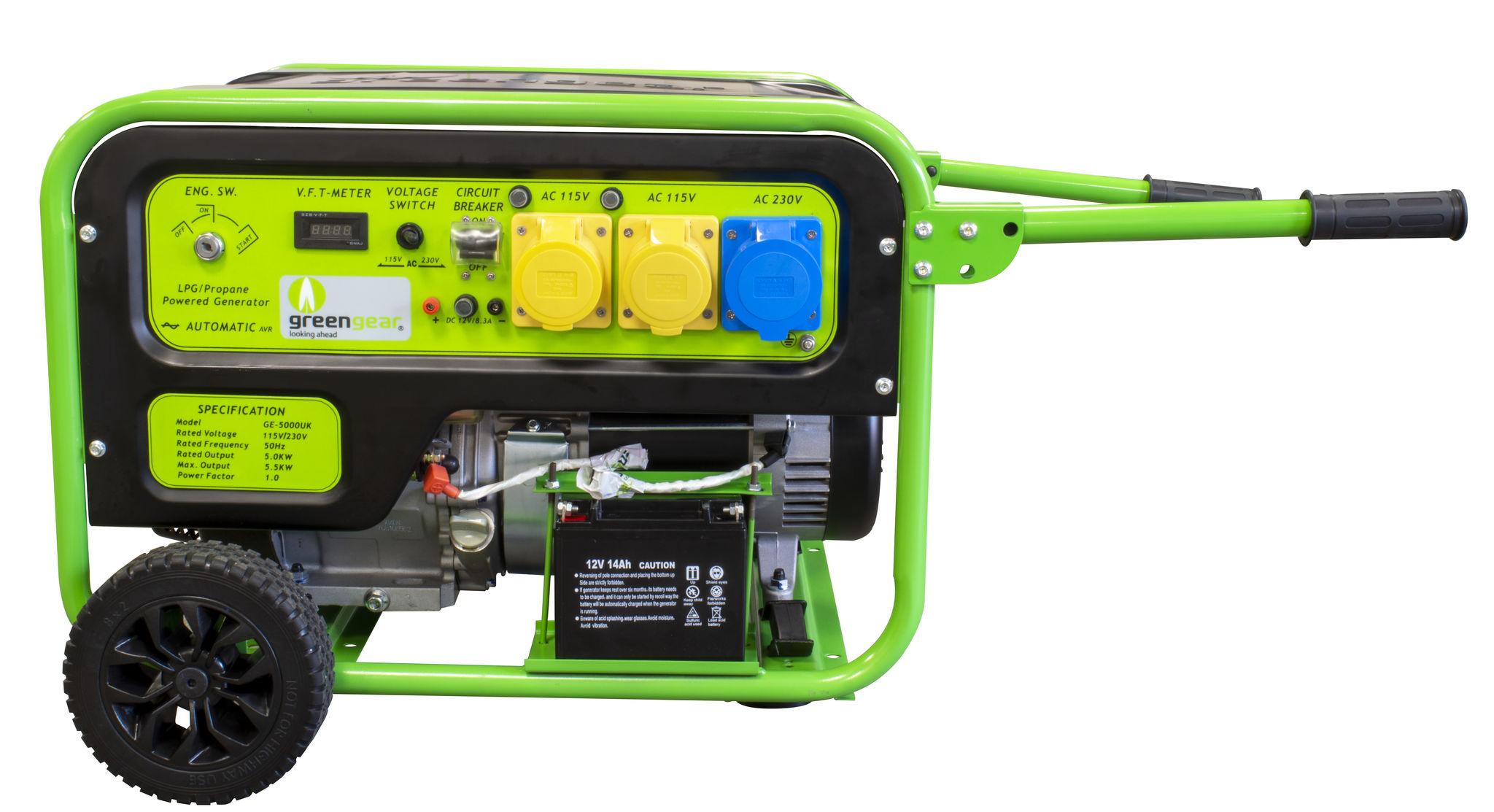 5kW Generator