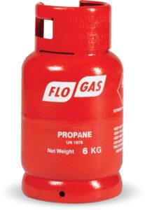 6kg Propane Gas Cylinder