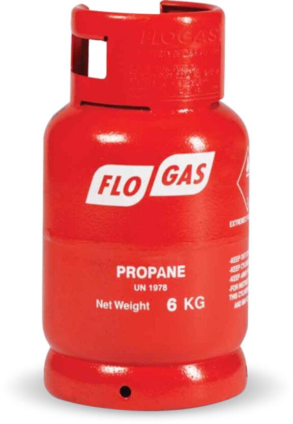 6kg Propane Gas Cylinder image 1