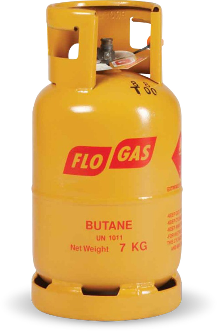 7kg Butane Gas Cylinder image 1