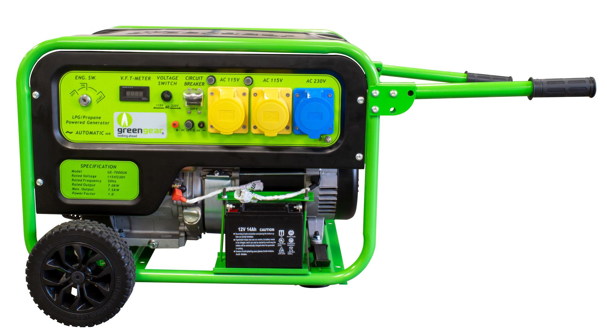 7kW Generator