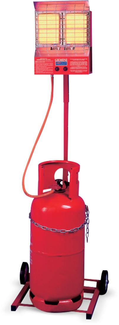 Gemini Trolley Heater No. 2200 image 1