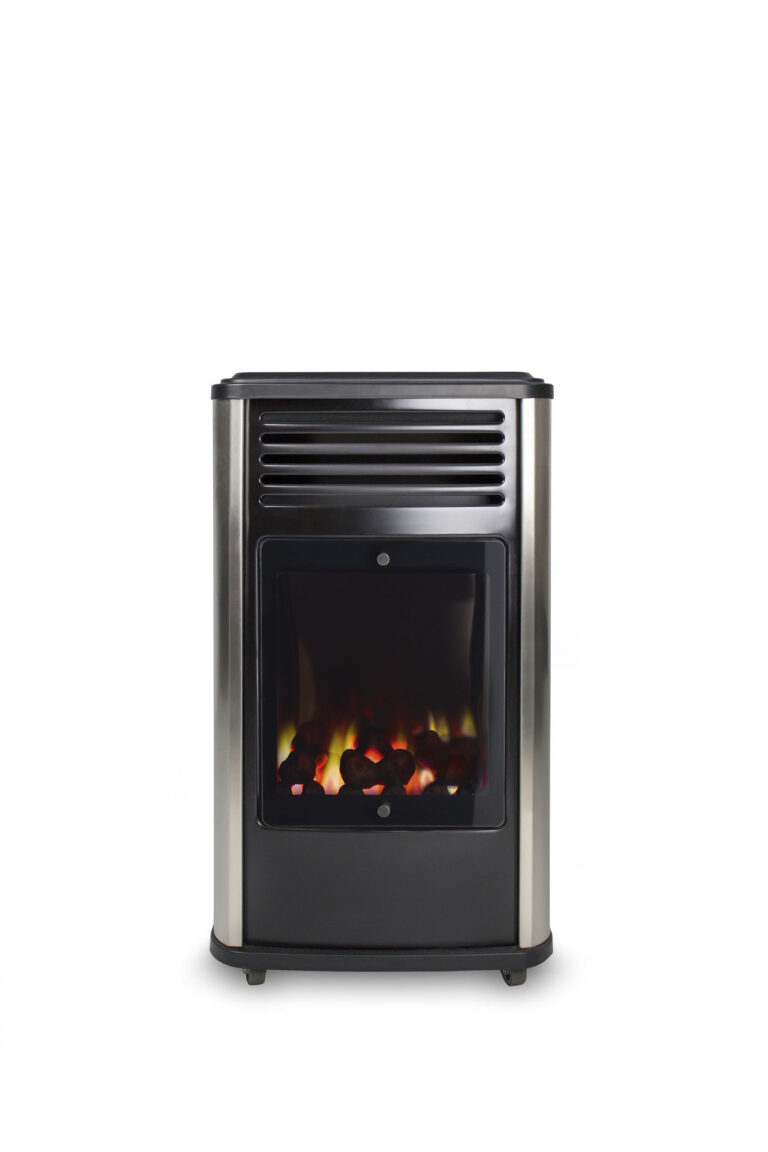 Portable Manhattan Living Flame Heater image 1