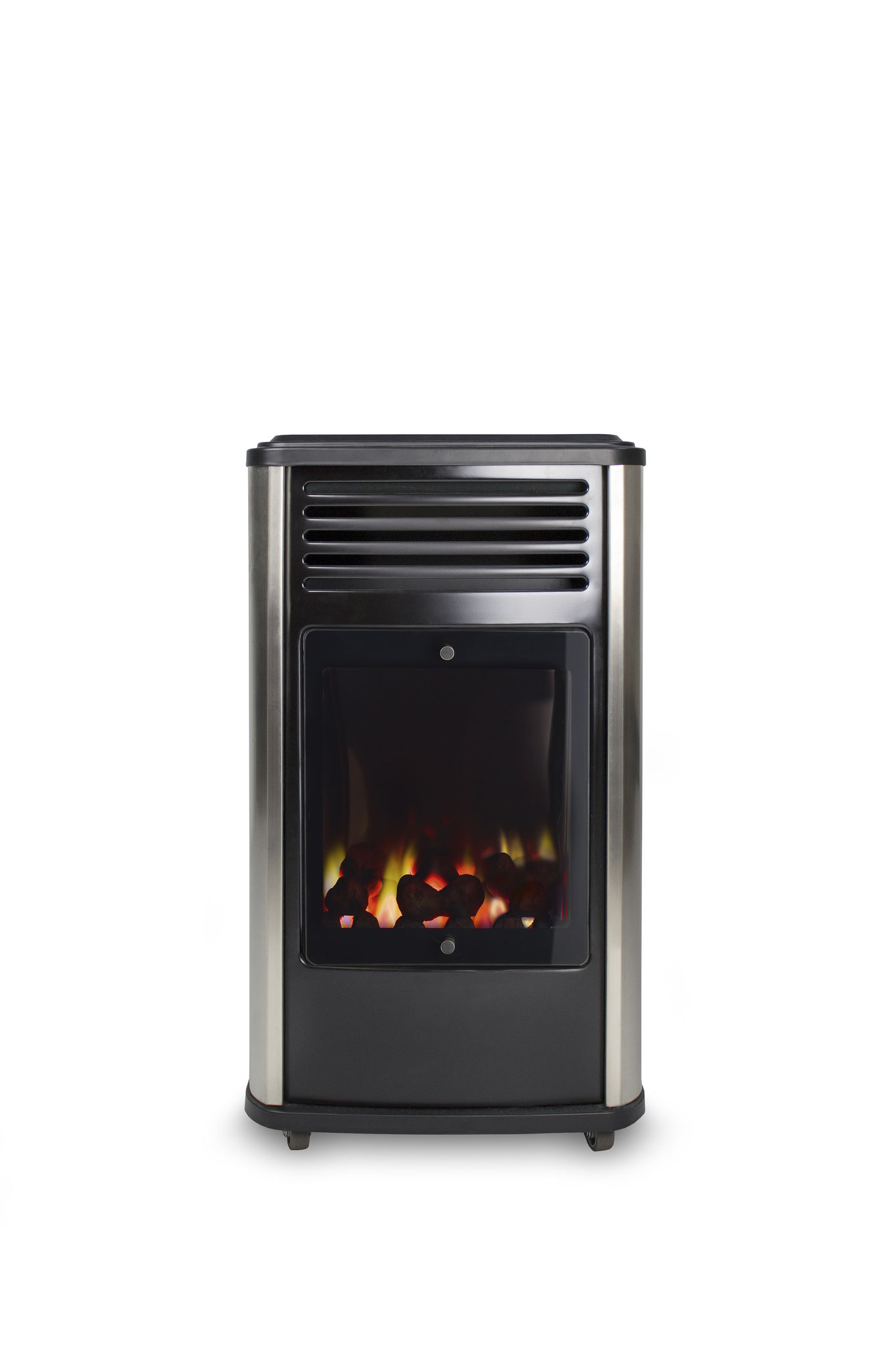 Portable Manhattan Living Flame Heater image 1
