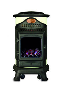 Portable Provence Living Flame Heater