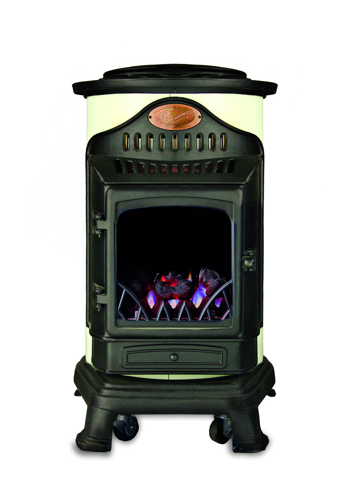 Portable Provence Living Flame Heater image 1