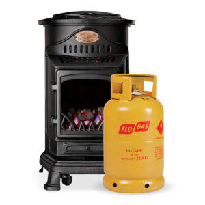 with 1 gas cylinder