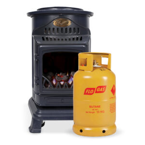 Provence Living Flame Heater  1 cylinder