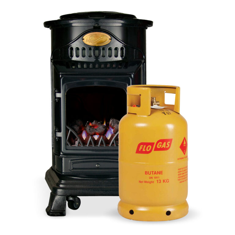 Provence Living Flame Heater  1 gas cylinder image 1